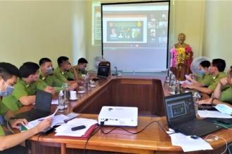 Đoàn Cơ sở VQG Phong Nha - Kẻ Bàng tổ chức sinh hoạt Kỷ niệm 110 năm Ngày sinh của Đại tướng Võ Nguyên Giáp (25/8/1911-25/8/2021)